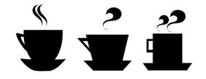 Dessin Tasse De Café Fumant le monde qui apparaît à chaque esprit est unique | a bodhisattva for you