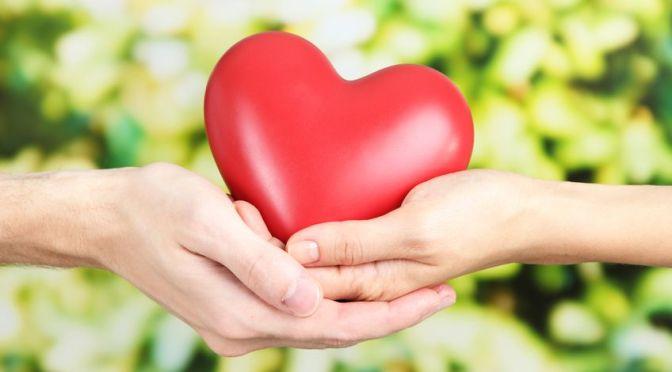 Méditation : La prise et le don